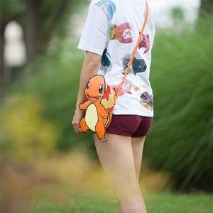 Pokémon Charmander Danielle Nicole Crossbody NWT
